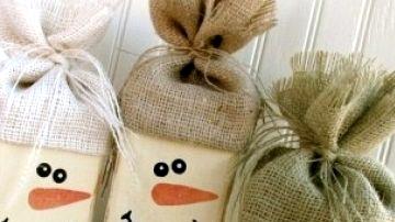 100 Snowman Design Concepts for Winter Ornament