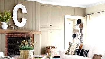 The right way to Adorn a Small Dwelling Room In Country Type