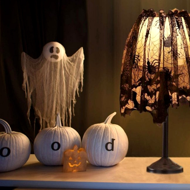 Halloween Lamp Shade Cover Decoration