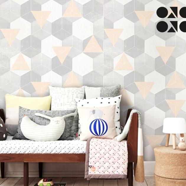 Nordic-hexagons-warm-triangles-design