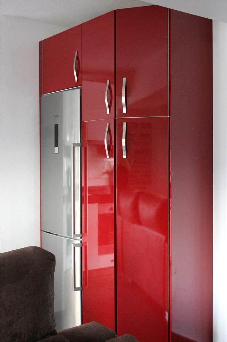 Before-doors-kitchen-cupboard-red