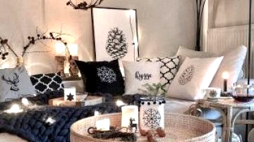 100 Methods to Adorn Your Residence Throughout Winter