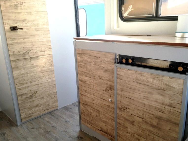 Vinyl-wrapping-washable-waterproof-wood-texture-to-cover-caravan-furniture-lokoloko