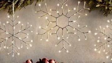 100 DIY Snowflake Concepts for Winter House Ornament