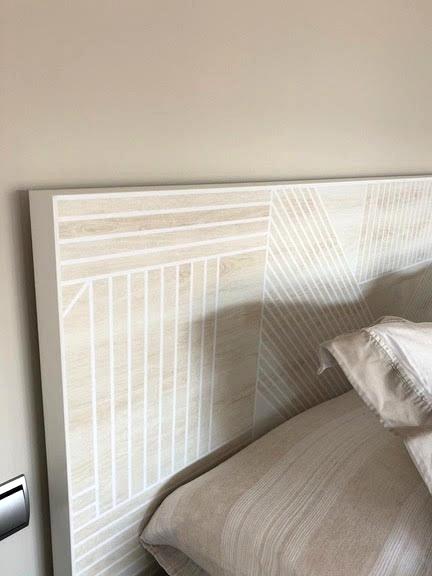 Malm-headboard-vinyl-for-furniture-self-adhesive-geometric-wood-clear-1-lokoloko