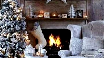 100 Cozy Winter Dwelling Room Decorations