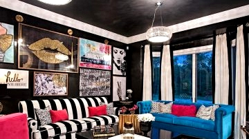 10 Inspirational Ideas For Your Future Eclectic Living Room