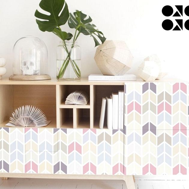 pattern-shapes-pastel-tones