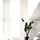 Modern, minimal and sculptural home