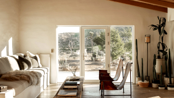 A Desert Adobe That Embraces Softness And Simplicity